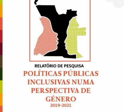 Relatório de Pesquisa Políticas Públicas Inclusivas numa Perspectiva de Género 2019-2021